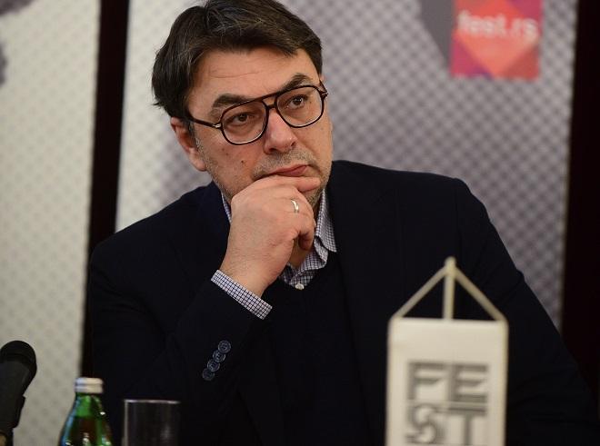 FEST 2020 - najava: Jugoslav Pantelić (foto: Dušan Milenković)