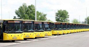 GSP nabavlja dvesta novih autobusa na gas