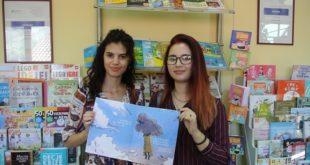 Kreativni centar: Jovana Zivlak i Nevena Silaški - Kišni Oblak