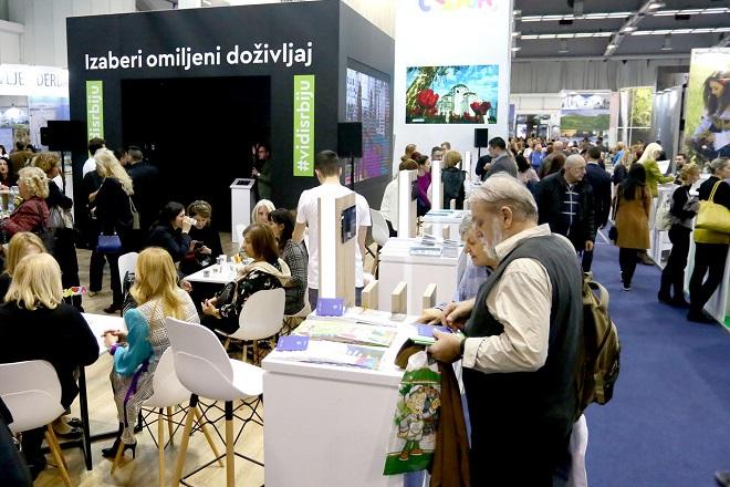 Međunarodni beogradski sajam turizma: Put pod noge (foto: E-Stock / Miloš Rafailović; Beogradski sajam) Svecano otvaranje