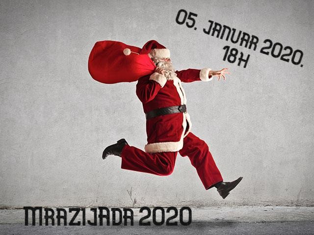 MrazijADA 2020: Budi human, tvoje malo nekome je mnogo
