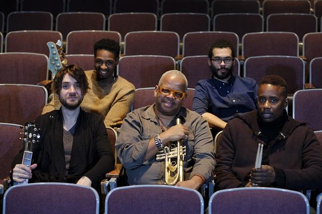 Terence Blanchard & E-Collective (foto: Henry Adebonojo)