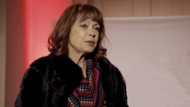 Preminula glumica Neda Arnerić