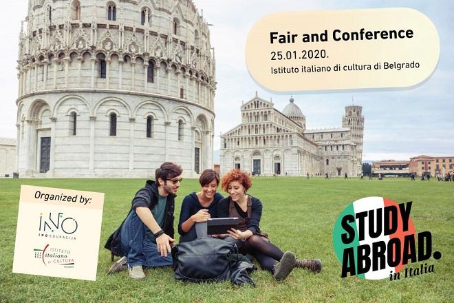 Školovanje u Italiji: Sajam obrazovanja Study Abroad. In Italia!