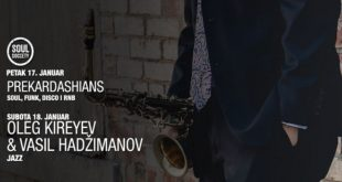 Soul Society: Prekardashians i Oleg Kirejev & Vasil Hadžimanov