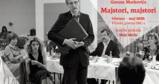 """Dvorana KCB: 40 godina filma """"Majstori, majstori"""" Gorana Markovića (foto: Rade Samardžić)"""