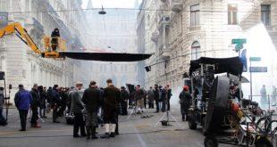 Atraktivne filmske lokacije u Beču (foto: Novela o šahu; Ebendorferštrase © Vienna Film Commission)