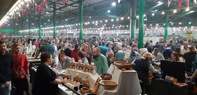 Beogradski noćni market na pijaci Blok 44: Ljubav i vino