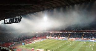 Crvena zvezda - Partizan: 162. večiti derbi (foto: Nada Gligorović za danubeogradu.rs)
