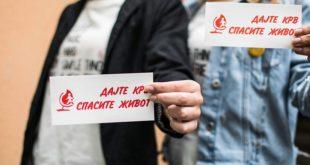 Institut za transfuziju krvi Srbije - akcije
