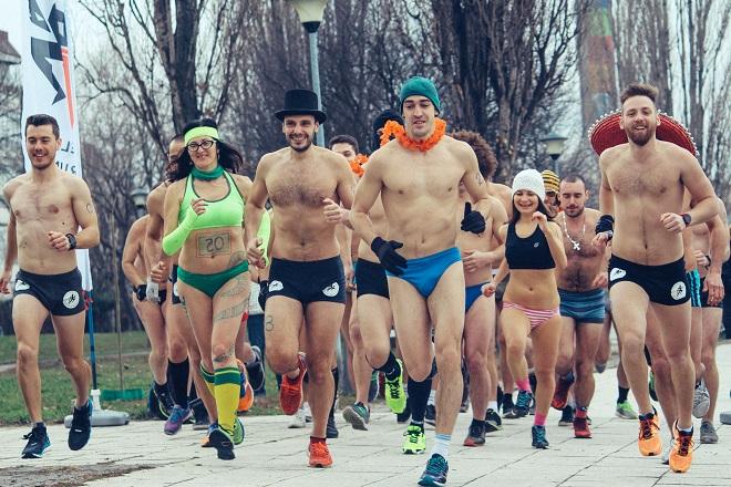 4. Underpants Run u Beogradu (foto: promo / Beogradski trkački klub)