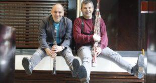 Beogradska filharmonija i solisti - Ognjen Popović i Nenad Janković (foto: Marko Đoković / BGF)