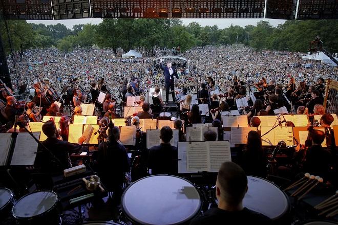 Beogradska filharmonija: Prvi Muzički piknik na YouTube kanalu (foto: Marko Đoković)