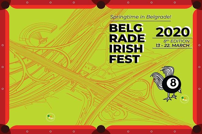 Beogradski irski festival 2020