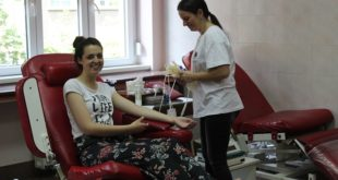 Institut za transfuziju krvi Srbije - akcije (fotografiju obezbedio: ITKS)