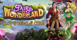 MERIDIANBET: Fairy In Wonderland - Slot u zemlji čuda (ilustraciju obezbedio Meridianbet)