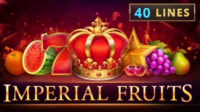 Meridianbet kazino: Imperial Fruits - nova moćna voćna priča
