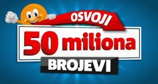 BROJEVI - Meridianbet uplaćuje 7% od gubitka na bonus račun