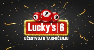 Meridianbet uzbudljiva zabava: Lucky's 6 - odigraj najviše tiketa