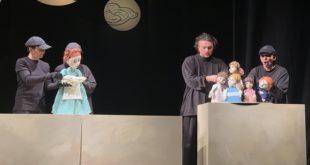 Pinokio: Premijera nove lutkarske predstave - Pustolovine Tila Vragolana (foto: Vojislav Savić)