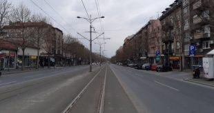 U Beogradu: GSP uvodi koridorske linije (foto: Dunja Filipović / danubeogradu.rs)