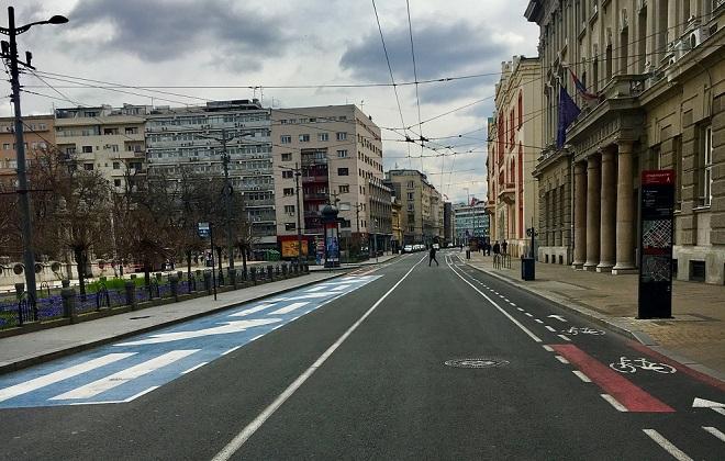 Vlada Srbije: Najnovije odluke - vanredno stanje u Srbiji (foto: Aleksandra Prhal za danubeogradu.rs)