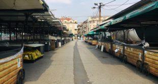 Vanredno stanje u Beogradu (foto: Aleksandra Prhal za danubeogradu.rs)