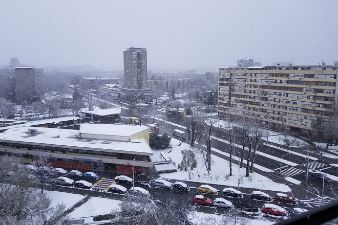 Korona virus COVID-19 - vanredno stanje u Beogradu (foto: Nemanja Nikolić za danubeogradu.rs)