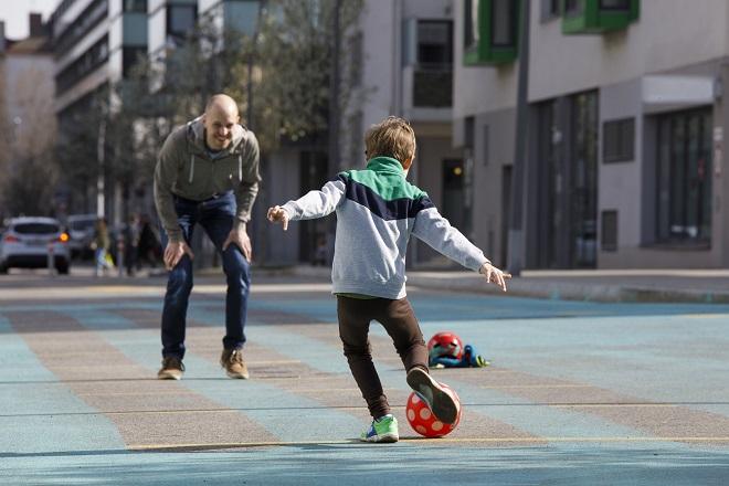 Beč: zbog razmaka ulice samo za pešake (foto: © Eurocomm-PR / Regina Hügli)