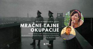 "Beograd za početnike: Online tribina ""Mračne tajne okupacije"""