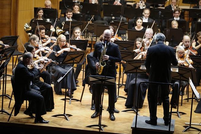 Beogradska filharmonija i domaće zvezde: Milan Savić (foto: Marko Đoković)