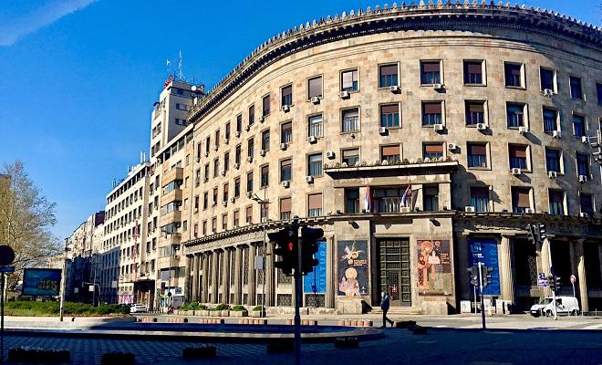 Muzeji u Beogradu: Istorijski muzej Srbije (foto: Aleksandra Prhal)
