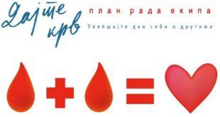Institut za transfuziju krvi Srbije - akcije dobrovoljnog davanja krvi (foto: ITKS)