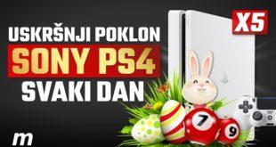 Meridian ti poklanja Sony Playstation - sve što je potrebno jeste da igraš brojeve!