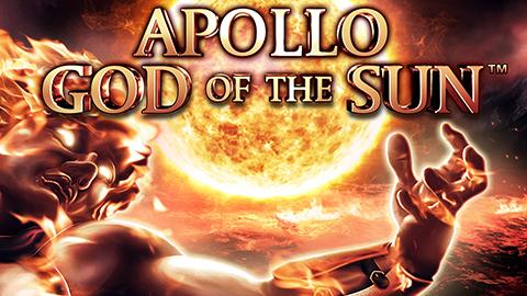Apollo God of Sun u Meridianbetu - grčka istorija i bogovski dobra igra