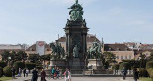 Pandemija: Šta će biti sa gradskim turizmom? (Trg Marije Terezije; foto: © Regina Hügli)