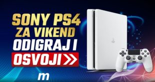 Poseti meridianbet.rs i osvoji Sony Playstation 4!