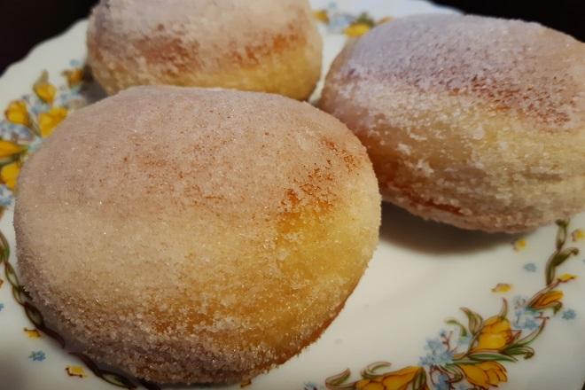 Recepti: Punjene krofne (foto: Dunja Filipović)