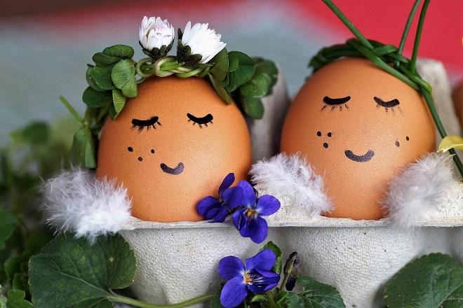 Uskrs i uskršnja dekoracija: Miris, ukus, ukras (foto: Pixabay)