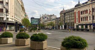Vanredno stanje u Srbiji: Nove mere (foto: Aleksandra Prhal za danubeogradu.rs)