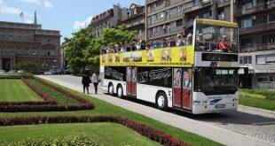 Beograd vaš domaćin: Razgledanje Beograda iz otvorenog autobusa