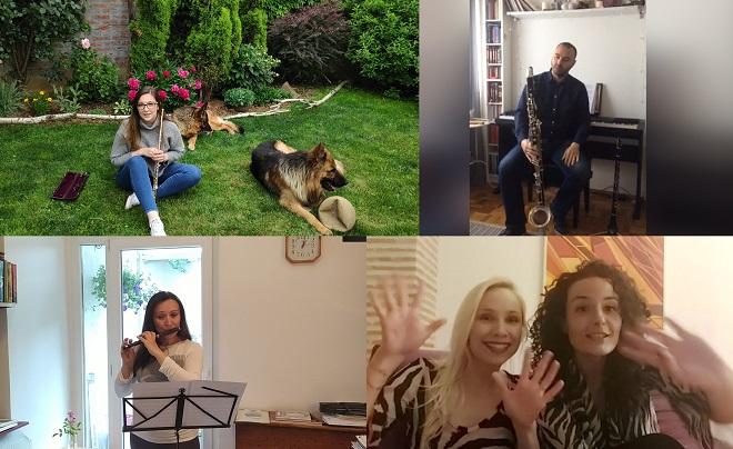 Beogradska filharmonija: Nova online otvorena proba za decu (foto: BGF)