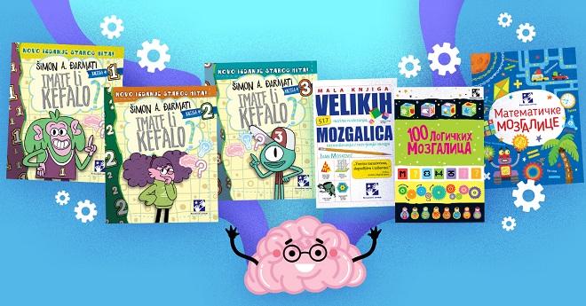 Kreativni centar: Mozgalice - za razvoj inteligencije kod dece