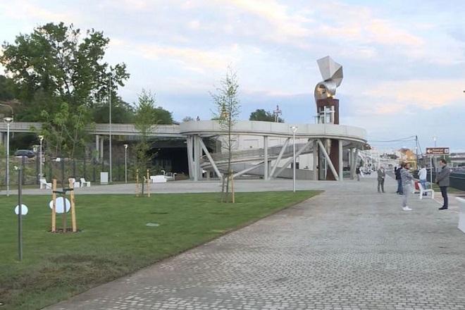 Pasarela je otvorena: Beogradska tvrđava spojena sa kejom (foto: beograd.rs)