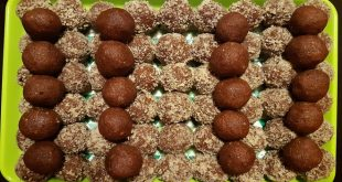 Čokoladne kuglice (foto: Dunja Filipović)
