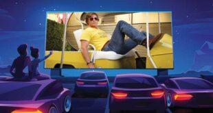 Sedam dana u Beogradu, 28. maj - 3. jun 2020: Drive in bioskop Ada