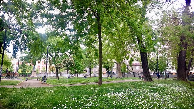 Sedam dana u Beogradu, 7-13. maj 2020. (foto: Aleksandra Prhal)