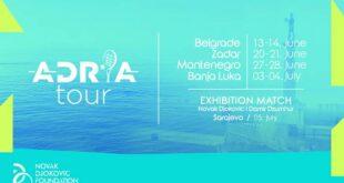 Adria Tour od 12. juna do 5. jula 2020.