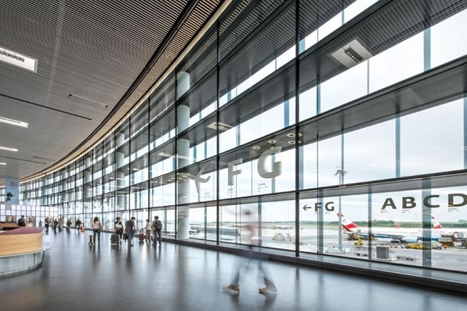Na bečkom aerodromu testiraće se bezbednosne mere protiv širenja COVID-19 (foto © Flughafen Wien AG)