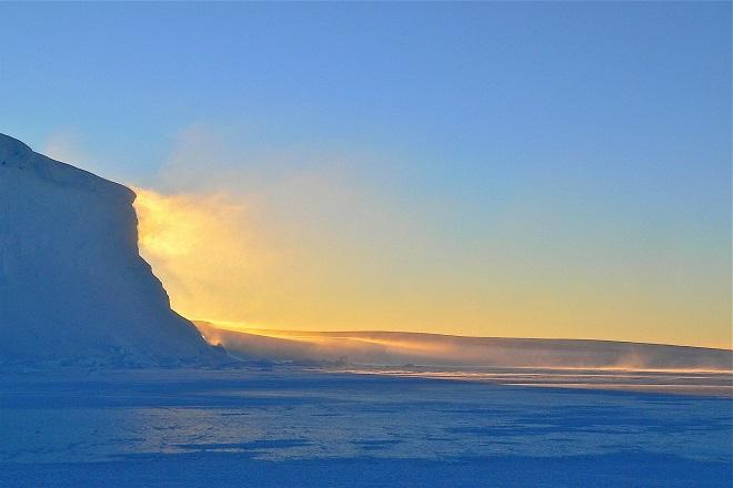 Da li znate... da je najčistiji vazduh iznad Južnog okeana (foto: Pixabay)